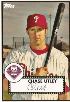 2008 Topps Trading Card History # TCH34 Chase Utley - Philadelphia Phillies - MLB Baseball Trading Card by Topps. $1.87. 2008 Topps Trading Card History # TCH34 Chase Utley - Philadelphia Phillies - MLB Baseball Trading Card