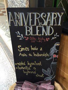 Anniversary blend