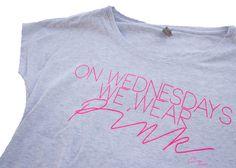 On Wednesdays We Wear Pink - Women – enjoyessential