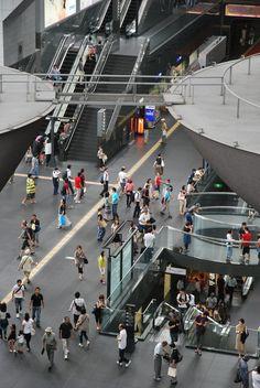 Kyoto Railway station 2 - Kansai