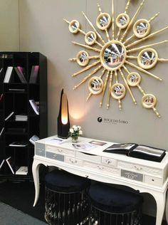 #ArchitecturalDigestHomeDesignShow, #contemporary #lighting, home design, luxury markets, modern furniture