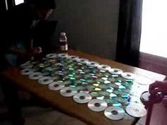10 crafty things to do with old cd s