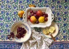Kenne Gregoire | Fruitig- 2015- Acryl op paneel- 80 x 60 cm