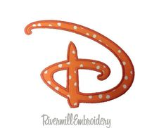 Disney Applique Machine Embroidery Font by RivermillEmbroidery, $4.95