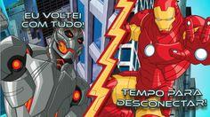 Em A Ascensão de Ultron, Ultron está de volta e todos os Vingadores foram capturados, menos o Homem de Ferro. E agora cabe a você ajudar o Homem de Ferro escapar dos mísseis de Ultron. Desvie dos mísseis e salve todos para vencer o jogo. Divirta-se jogando com Homem de Ferro!