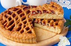 Пирог с вареньем - рецепт с фото. Как приготовить вкусный пирог с вареньем