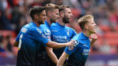 BOURNEMOUTH ARE CHAMPIONS Charlton 0-3 Bournemouth Bournemouth players have started the party - and so they should. The Cherries are Championship champions and the 4000 or so travelling fans are loving it. A last-minute for Sheffield Wednesday at Watford handed them the title.