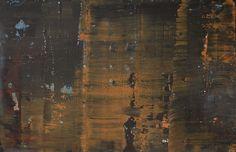 Koen Lybaert; Oil, 2012, Painting abstract N° 418