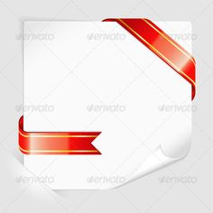 Sheet of white paper mounted in pockets  #GraphicRiver         Sheet of white paper for your text or photos, mounted in pockets with Ribbon, template for design     Created: 10December11 GraphicsFilesIncluded: JPGImage #VectorEPS Layered: Yes MinimumAdobeCSVersion: CS Tags: advertisement #angle #announcement #background #banner #blank #border #brochure #business #corner #curl #curved #document #edge #empty #frame #illustration #message #mounted #paper #photo #picture #pocket #ribbon #sheet
