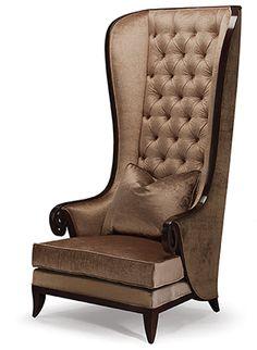 Art Deco Club Chairs, Vintage Mid-Century Modern, Contemporary, Antique and Biedermeier Furniture: Club Chairs Home Decor Furniture, Luxury Furniture, Furniture Design, Wing Chair, Sofa Chair, Wingback Chairs, Armchairs, Sofa Design, Arredamento