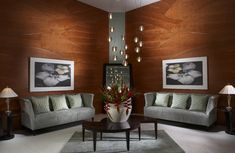 Whether you prefer modern, traditional, contemporary, or glam – installing custom-made wall paneling can bring a unique and individualistic look to your home. See how J Design Group can help with the process!  #homedecor #interiordesign #luxuryhome #homedecor #paneling