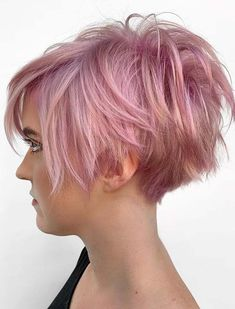 Latest Short Haircut Styles for Girls to Show Off in 2021 Haircut Styles For Girls, Pixie Haircut Styles, Latest Short Haircuts, Short Pixie Haircuts, Bob Haircuts, Messy Short Hair, Short Hair Cuts, Bob Hairstyles For Round Face, Short Hairstyles