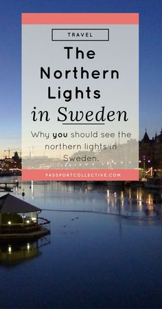 Passport Collective I Northern Lights I Sweden I Arctic Circle