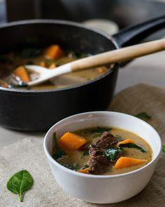 mausteinen liha-bataattipata, liha-bataatti curry, helppo lihapata, nauta-bataattipata, nauta-bataatti curry, täyteläinen lihapata, täyteläinen liha-bataattipata,