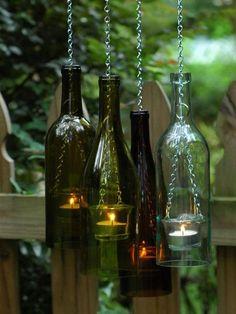 HOME DZINE Craft Ideas | Make your own glass bottle cutter