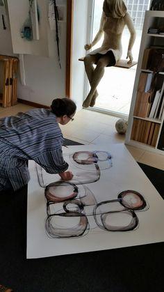 Artist Cristina Ripper