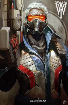 #overwatch #soldier76                                                                                                                                                                                 Plus