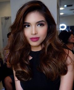 Types Of Body Shapes, Maine Mendoza, Alden Richards, Solo Photo, Filipina, Just Amazing, Hairstyles With Bangs, Hair Cuts, Hair Color