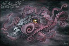 Oleg Turyanskiy - Octopus