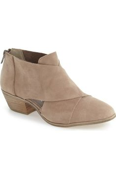 af732f2deac0 Very Volatile  Nelisa  Crossover Cutout Bootie (Women) available at   Nordstrom Leather