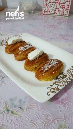 Pastane Usulü Şekerpare ( İrmikli Tam Ölçü )