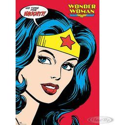 DC Comics Poster Wonder Woman  Available on http://www.closeup.de