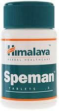 Himalaya speman is a herbal product that promotes healthy sperm production, sperm motility, sperm quality and increase sperm count.