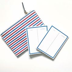 With the handy city/cottage notepad, your packing list has never looked so chic. These little notepads make the perfect cottage too, just sayin'. Custom Journals, Printed Matter, Personalized Stationery, Hostess Gifts, Packing, Cottage, Notes, Organization, Chic