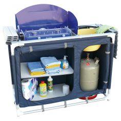 Armario plegable -  http://tienda.casuarios.com/armario-plegable-bel-sol-armario-de-cocina-h-86-azul/