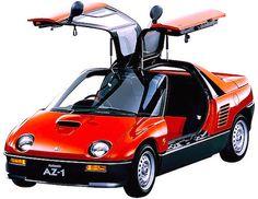 Mazda オートザム AZ-1 (1992)                                                                                                                                                                                 もっと見る