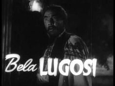 Scary movie trailer: The Wolf Man Official Trailer #1 - Bela Lugosi Movie (1941) HD