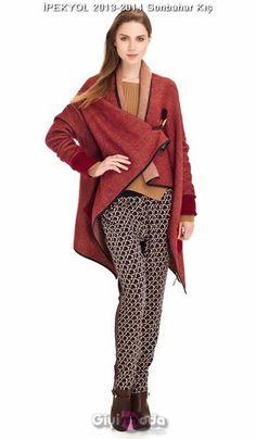 #ipekyol 2014 coats http://www.giyimvemoda.com/ipekyol-2014-kis-kaban-ve-palto-modelleri.html
