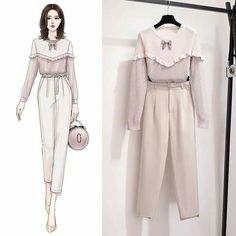 Muslim Fashion, Fashion Wear, Cute Fashion, Korean Fashion, Fashion Models, Fashion Looks, Cute Dresses For Party, Cheap Homecoming Dresses, Dress Design Sketches