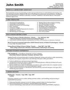 medical resume templates free downloads medical laboratory assistant resume template premium resume samples - Free Resume Sample