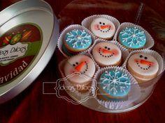 galletas navideñas en caja - Buscar con Google