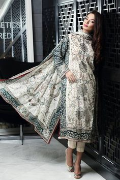 Nishat Linen Lawn 2015 Spring Summer Collection Vol-2 geopk 10