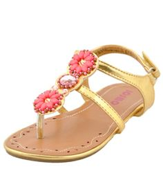 "Josmo ""Danila"" Sandals (Toddler Girls Sizes 5 – 12) - CookiesKids.com"