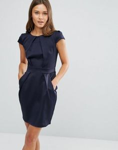 ... Tulip Dress with Tie Back. Mhairi Bell · Mum occasionwear · Discover  Fashion Online cec2696dae44