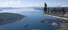 Narvik tempts you with wild, dramatic and beautiful Arctic experiences such as the northern lights in winter and wildlife safaris during sum...