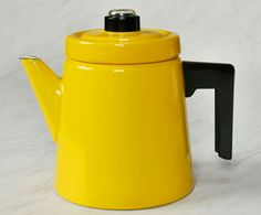 Coffeepan made by Finel, designed by Antti Nurmesniemi