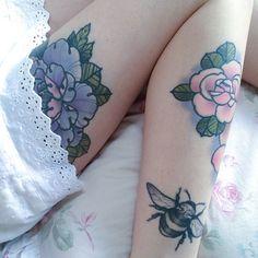 Amme B #ink #tattoo