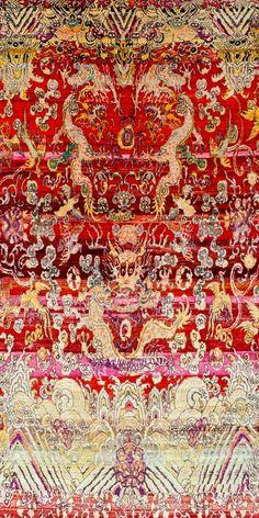 Pattern of rug