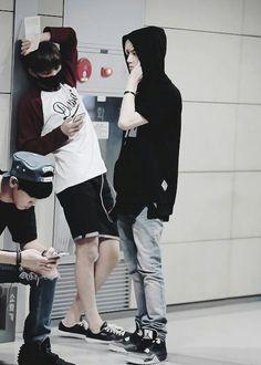 Chanyeol, Kai and SUHO :O