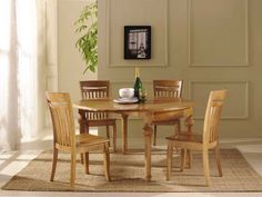 Simple Dining Room Chair Plans