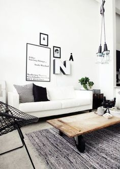 Minimalist living room is extremely important for your home. Because in the living room all the deeds will starts in your lovely home. findthe elegance and crisp straight Relaxed Minimalist Living Room. Home Living Room, Living Room Designs, Living Room Decor, Living Spaces, Living Area, Living Room Inspiration, Interior Design Inspiration, Home Decor Inspiration, Design Ideas