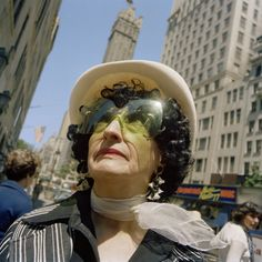 See Incredible '70s Street Photography From Before Street Style Was a Thing