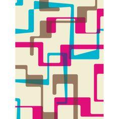 more retro pattern