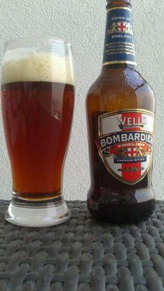 Bombardier (copper ale) Well's