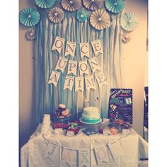 Storybook Baby Shower!