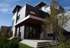 Stunning Chicago home is a model for sustainable design and healthy living.